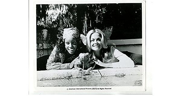 Lynn Borden Frogs 1972 8x10 Photo G-250