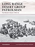 img - for Long Range Desert Group Patrolman: The Western Desert 1940 43 (Warrior) book / textbook / text book