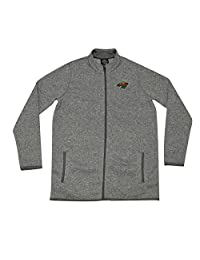Minnesota Wild NHL Youth Pro Quality Zip-Up Polar Fleece Fall / Winter Jacket