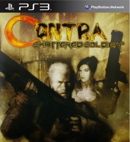 Contra: Shattered Soldier  - PS3 [Digital Code] (Games Ps3 Downloadable)