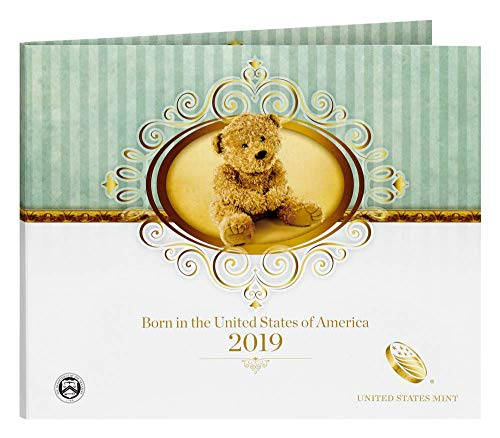 - 2019 S Birth Proof Coin Set Mint Packaged