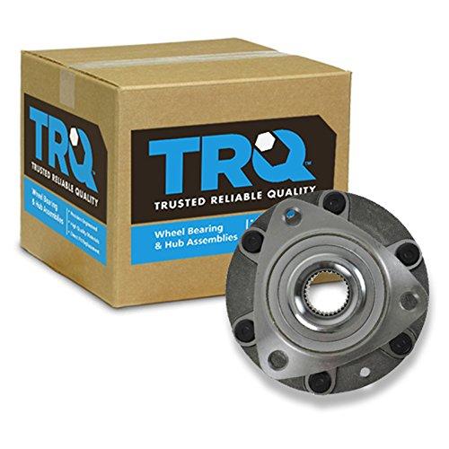 - TRQ Front Wheel Hub & Bearing Left or Right for Hyundai Entourage & Kia Sedona