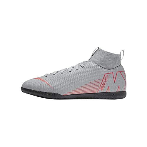 reputable site f6b6a dc0d5 NIKE Jr Superfly 6 Club IC, Scarpe da Calcetto Indoor Unisex - Bambini:  Amazon.it: Scarpe e borse
