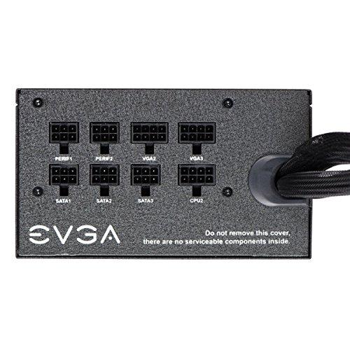 EVGA BQ 650 W 80+ Bronze Certified Semi-modular ATX Power Supply