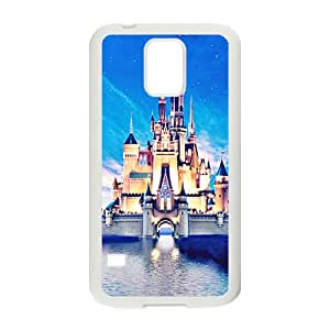 Beautiful Castello sul Mare Cell Phone Case for Samsung Galaxy S5