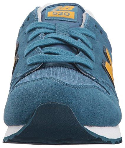 Bleu Pour Baskets Kl520ppy Fille Balance Mode jaune New IqRAw1