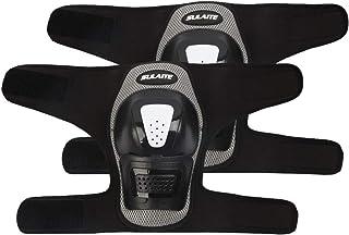 LIOOBO 1 Paire de protège-Genoux de Planche à roulettes Équipement de Protection pour Les Adultes Enfants