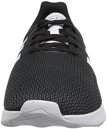 Pictures of adidas Men's Run70S Running Shoe Black/ B96550 Black/White/Carbon 5