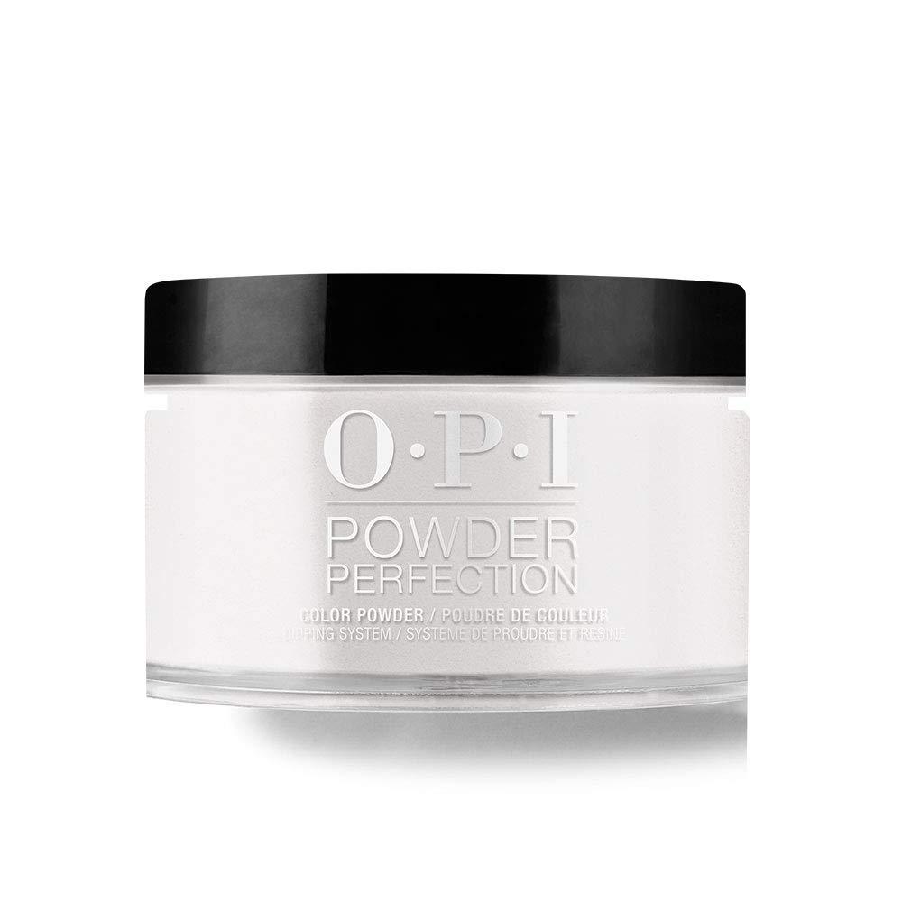 OPI Powder Perfection, White Dipping Powder Nail Color