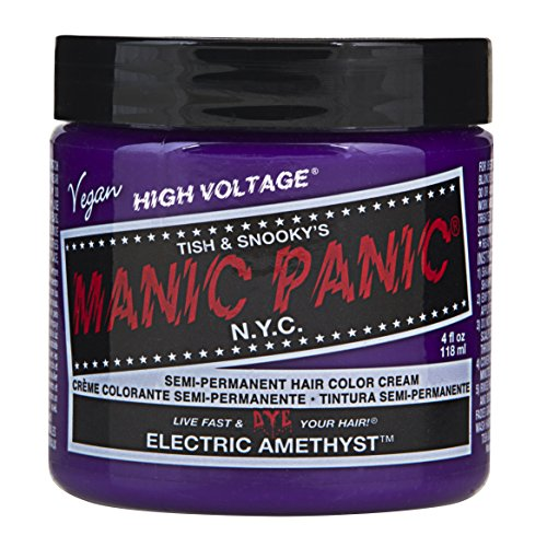 Manic Panic Classic Creme Hair Color Electric - Bleach Manic Panic