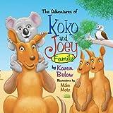 The Adventures of Koko and Joey: Family, Karen Below, 1479219673