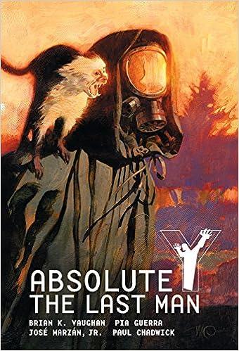 The Last Man Vol Absolute Y 1