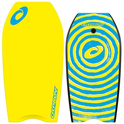 Osprey EMB Spirale Bodyboard, gelb, 94cm