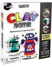 SpiceBox Children's Activity Kits for Kids Clay-Bots Age Range 8+
