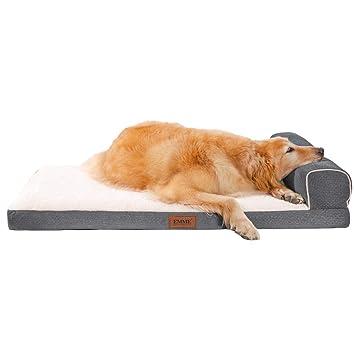 Amazon.com: EMME Cama para mascotas de lujo sofá sofá sofá ...