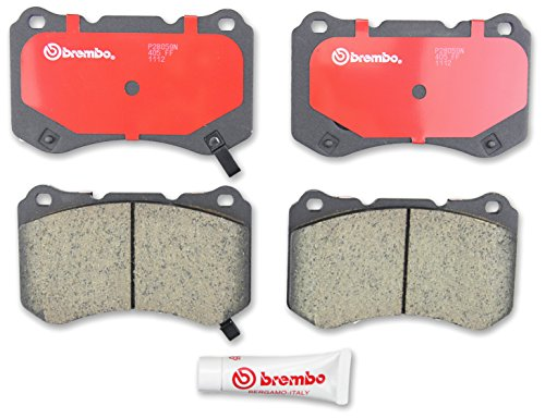 - Brembo P28059N Front Disc Brake Pad