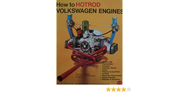 hot rod vw engine