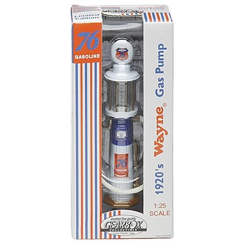 Wayne Gas Pump (Gearbox 1920's Wayne 5