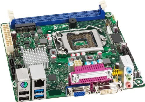 Intel DH61DL - Placa Base (1066,1333 MHz, 1.5 V, 16 GB, Intel, Intel® Core™ i3, Intel Core i5, Intel Core i7, LGA 1155 (Socket H2))