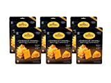 Sonoma Creamery Cheese Crisps – Cheddar 6 Count Pack Savory Real Cheese Snacks High Protein Low Carb Gluten Free Wheat Free (2.25 Ounces) For Sale
