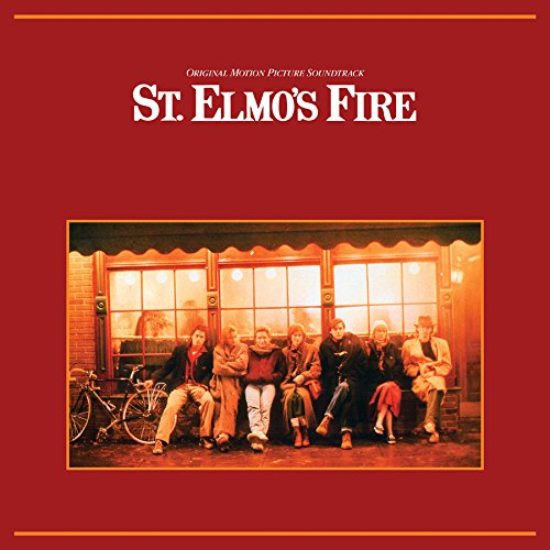 St. Elmo's Fire-Original Soundtrack (180 Gram Audiophile Vinyl/Limited Anniversary Edition)