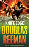 Front cover for the book Knife Edge by Douglas Reeman