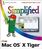 Mac OS X Tiger Simplified, Erick Tejkowski, 0764599992