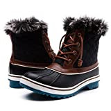 Global Win Women's1632-4 Snow Boots SZ-8