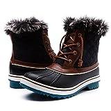 GLOBALWIN Women's1632-4 Snow Boots SZ-9.5M US