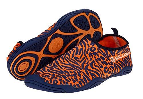 Ballop Barfußschuh Bruin Orange V2