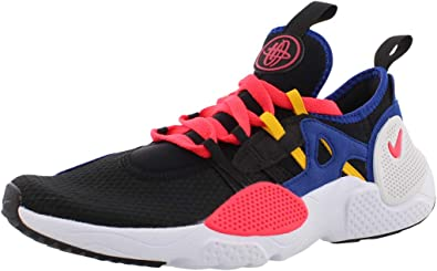 horizonte dolor experimental  Amazon.com: Nike Huarache E.D.G.E. TXT BG Youth Niños Zapatos Para Correr,  Negro: Shoes