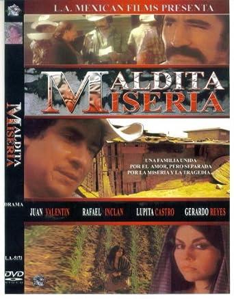 Amazon Com Maldita Miseria Juan Valentin Mercedes Castro Movies Tv