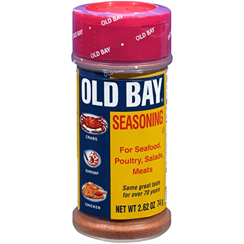 OLD BAY Shaker Bottle Seafood Seasoning, 2.62 oz (Pack of 12) (Seafood Bay Seasoning)