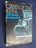img - for Cars of the 1930s book / textbook / text book