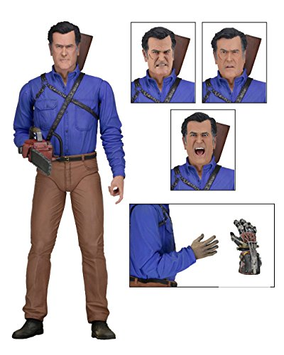 "NECA Ash Vs Evil Dead 7"" Action Figure"