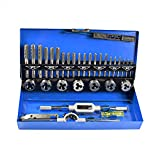 Xuchuan 32 PCS HSS Metric M3 - M12 Tap and Die Set