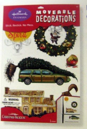hallmark christmas xxs1013 national lampoons christmas vacation moveable decorations