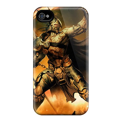 Awesome SrTbxBI3223xeVMd RichardTavera Defender Tpu Hard Case Cover For Iphone 4/4s- The Wild Hunt