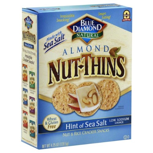 Nut & Rice Crackers Snacks (Pack of 36) by Generic (Image #1)
