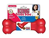 Kong Dog Goodie Bone Red Size:Large Packs:Pack of 2 Color:Red