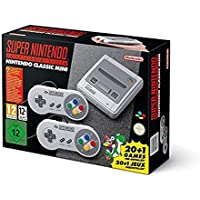 Nintendo Classic Mini: Super Nintendo Entertainment System - Grey