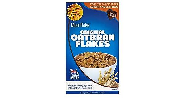 Mornflake oatbran Flakes 500g original: Amazon.es: Alimentación y bebidas