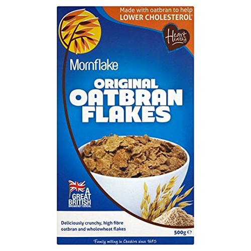 Mornflake oatbran Flakes 500g original