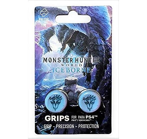 FR-TEC - Grips Monster Hunter Iceborne (PS4): Amazon.es: Videojuegos