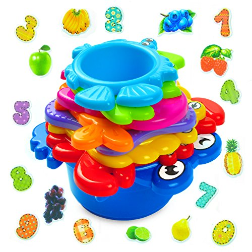 Stacker Bath Toy - 8
