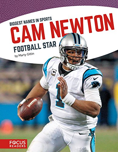 Cam Newton (Biggest Names in Sports) (Biggest Golf)