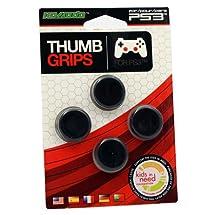 PS3 ProGamer Repl. Analog Controller Thumb Grips 4 Pk