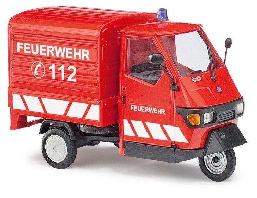 Busch Piaggio Ape 50 Feuerwehr - Buy Online in UAE  | Toys