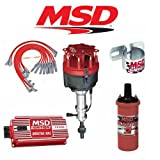 MSD 9017 Ignition Kit - Digital 6AL/Distributor/Wires/Coil/Bracket - Ford 289/302 Engines W/ Flat Tappet Cam