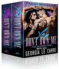 ***Readers around the world have described Zane and Dahlia's story as one of the most loved Mafia romances of 2016.***Now available in a two book Box Set edition.The worldwide Amazon Top 100 Bestseller... Intensely passionat...